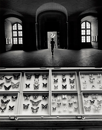 Jerry Uelsmann Journey Into Night